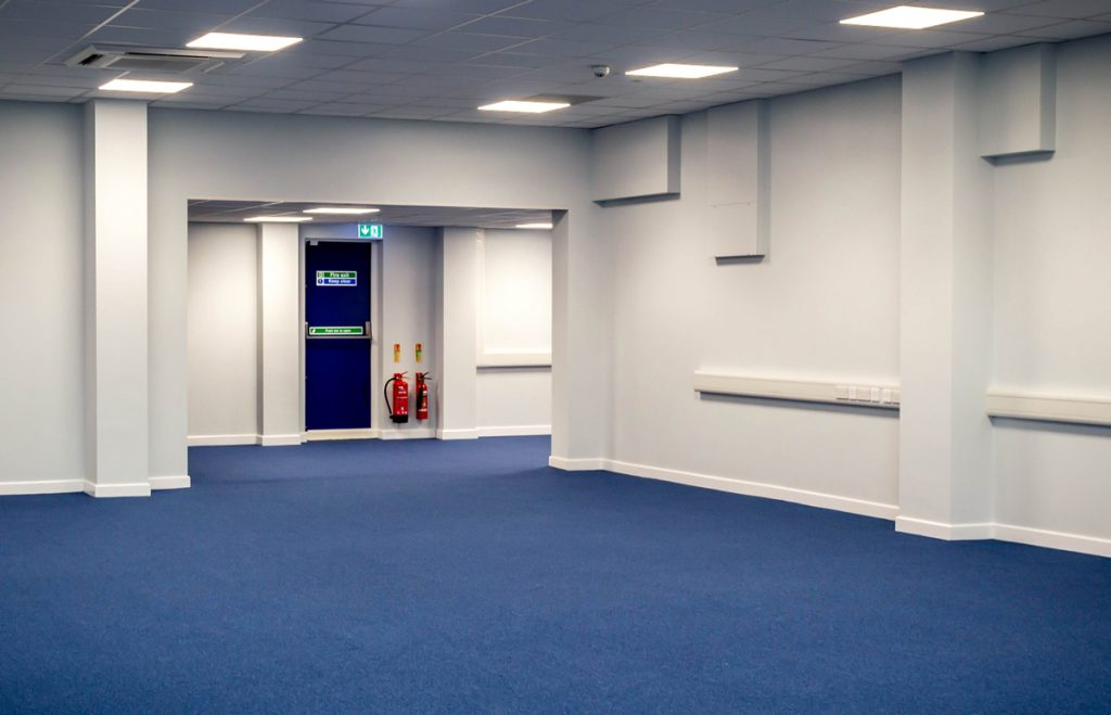 Main office after Diss Office refurbishment