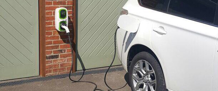 EV electric car charging