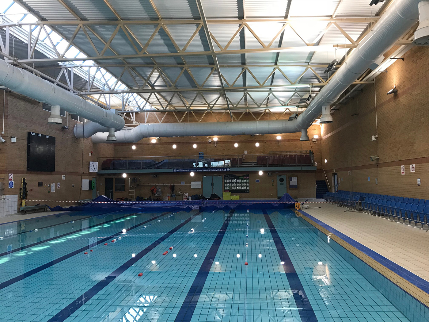Thetford Swimming Pool